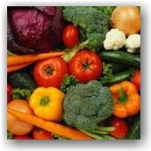 allergy test vegetables